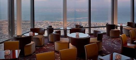 أفخم المطاعم في دبي