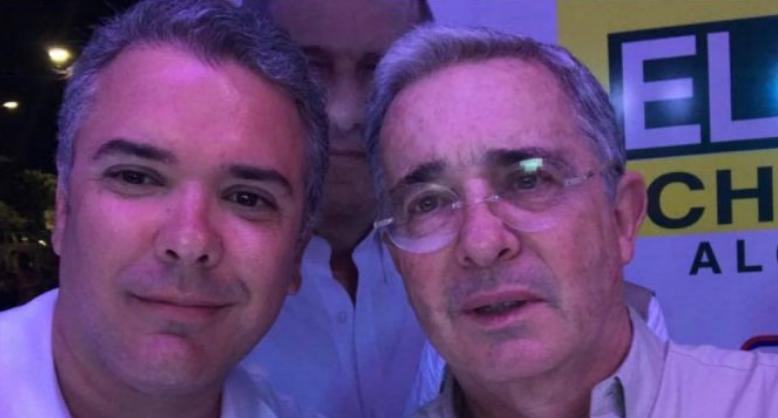 Audios de Álvaro Uribe sobre la campaña de Iván Duque son solicitados por el CNE
