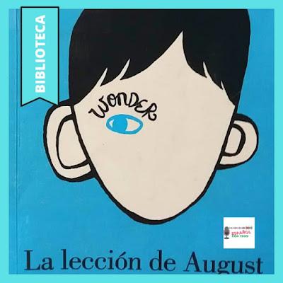 Capa del Libro La Lección de August
