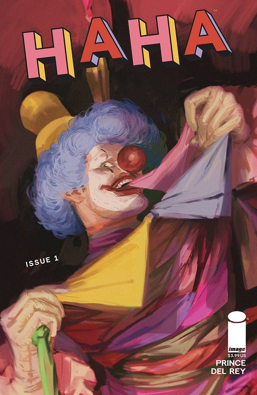 Cover of Ha Ha #1