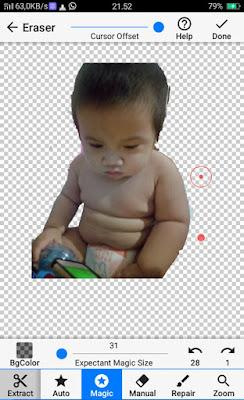 Stiker WhatsApp Pakai Foto Sendiri 1