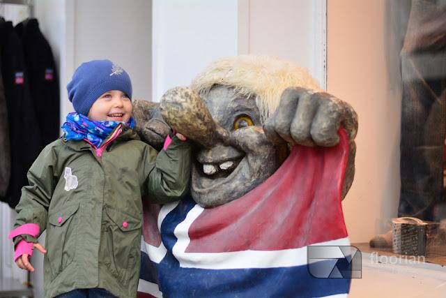 Wakacje w Norwegii z dziećmi. Dzieci w podróży. Atrakcje dla dzieci w norwegii - baśniowe Trolle