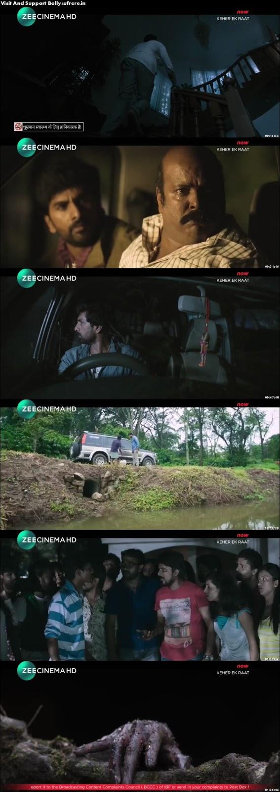 Kaher Ek Raat 2019 Hindi Dubbed 300MB 480p HDTV