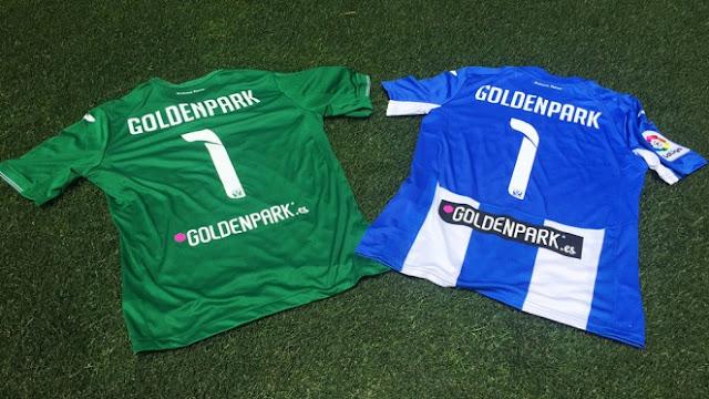 Golden Park acompañará al Leganés en Primera División