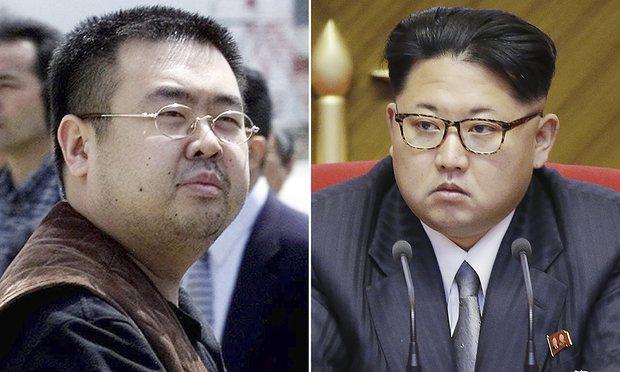 Kim Jong-nam killed by VX nerve agent, say Malaysian police