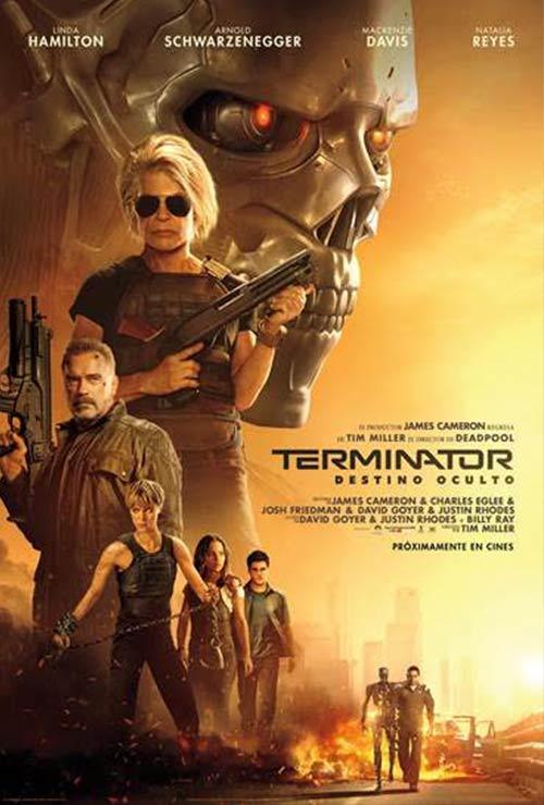Terminator: Destino Oculto / Terminator: Destino Oscuro