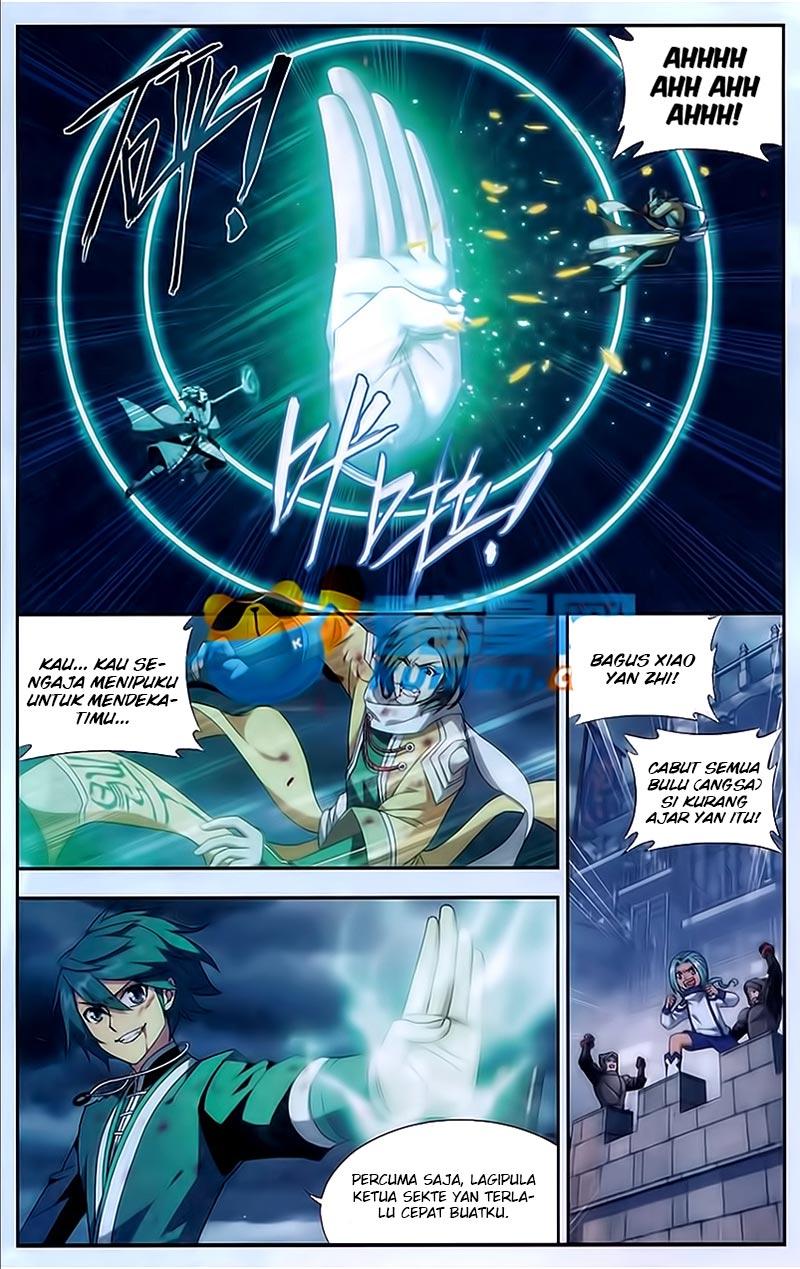 Battle Through the Heavens Chapter 178-43