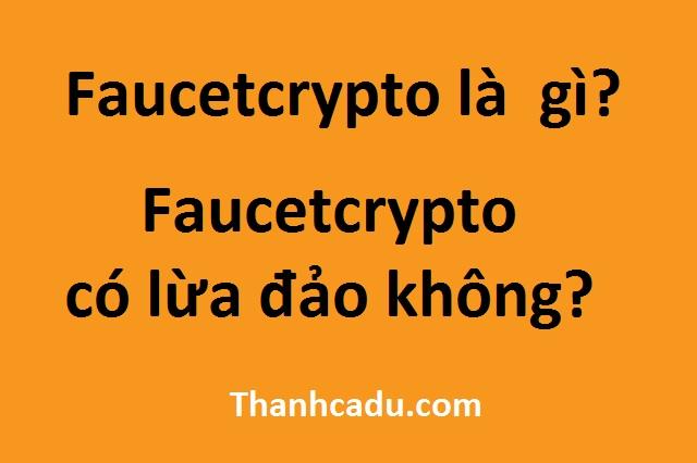 faucet-crypto-la-gi
