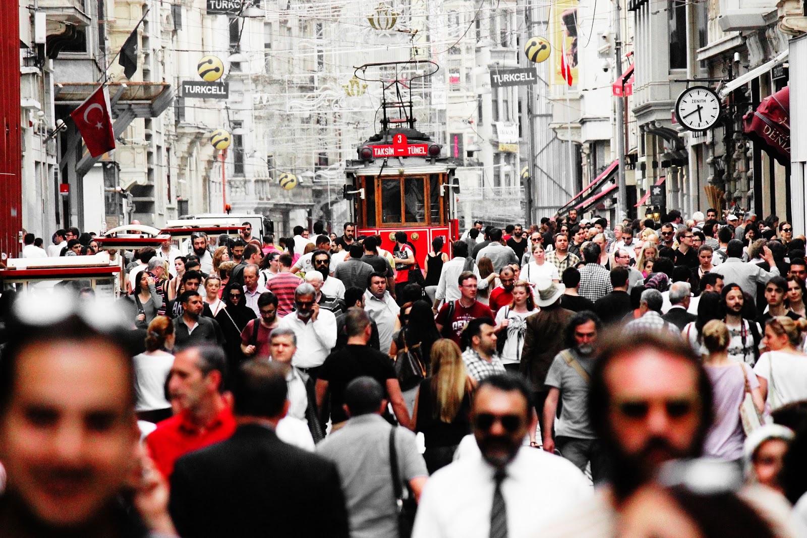 Istanbul population