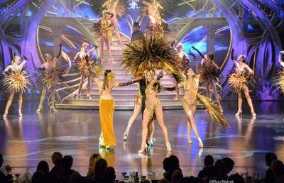 момичета от балета Блубел