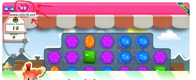 Candy Crush Saga Hile Programı - HileTR