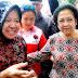 Megawati Kaget Isi Mobil Risma Ternyata ....