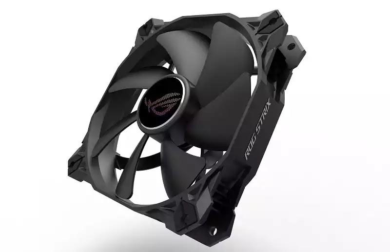 ROG Strix XF 120 cooling fan