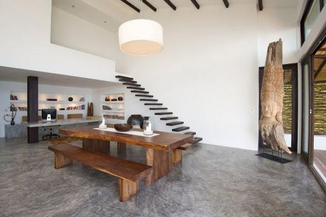 folding staircase design
