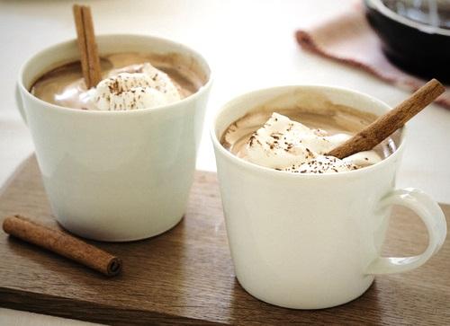 How vanilla latte works