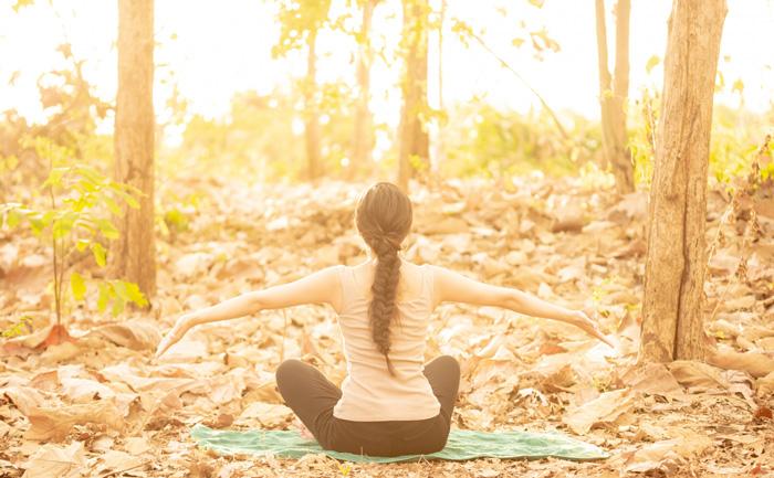 腹式呼吸の練習【安定化の定番】