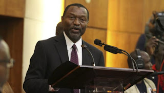 Udoma Udo Udoma, Recession, President Buhari, National Economic Recovery Growth Plan, News