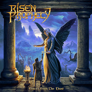 "Το τραγούδι των Risen Prophecy ""The Eye of Hades"" από το album ""Voices from the Dust"""