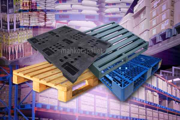 Kegunaan dan Jenis-Jenis Pallet dalam Dunia Logistik