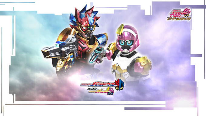 Kamen Rider Ex-Aid Trilogy: Another Ending Kamen Rider Para-DX With Poppy Subtitle Indonesia