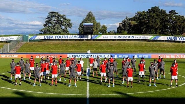 ¡Llegó el día! Previa y convocatoria Juvenil A - Benfica.