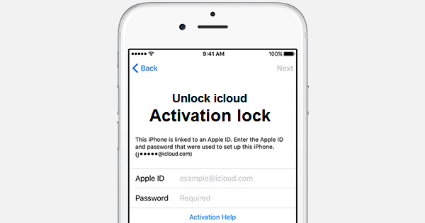 The right way to unlock icloud Activation lock