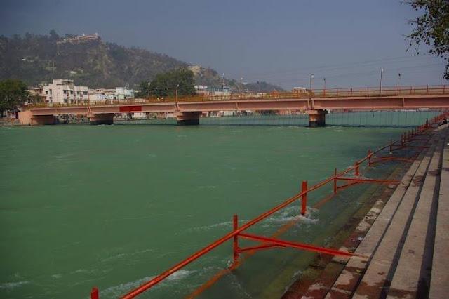 Kushavarta Ghat Haridwar