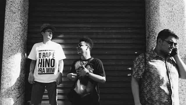 """O Semente Cinza, grupo de rap da zona Sul de São Paulo acabou de lançar o seu primeiro EP """"Prólogo""""."""
