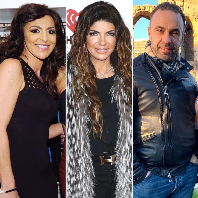 Former 'RHONJ' Friend Robyn Levy Sounds Off On Her Fallout With Teresa And Joe Giudice!