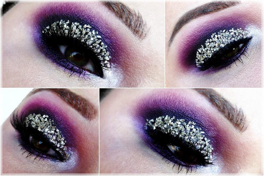 3d eye makeup