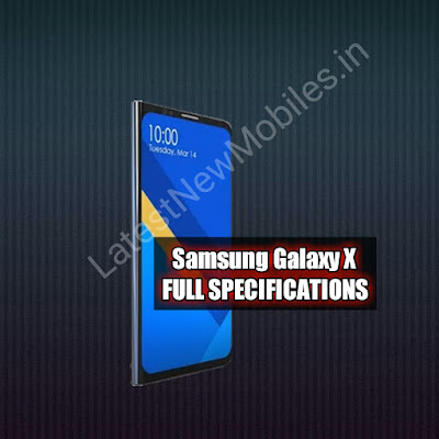 Samsung Galaxy X price and launch date