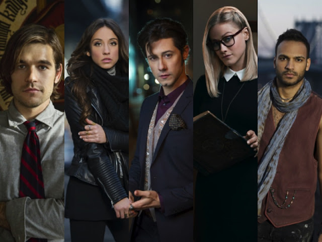 Fangs For The Fantasy The Magicians Season 2 Episode 11 The