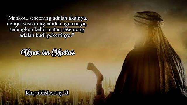 22 Kata Mutiara Islami Umar bin Khattab Tentang Kehidupan, Sejukkan Hati