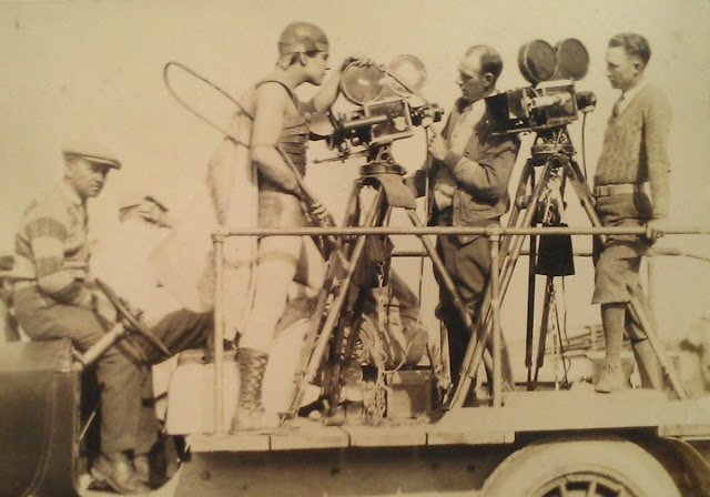 Behind the scenes vom teuersten Stummfilm ever: Ben Hur