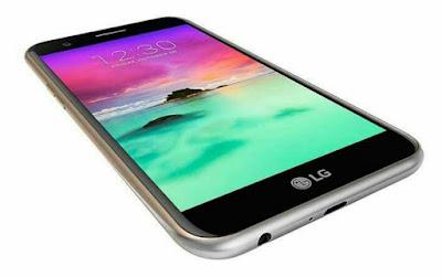 Harga dan spesifikasi LG K10 2017 Indonesia