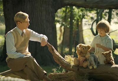 Goodbye Christopher Robin Movie Image