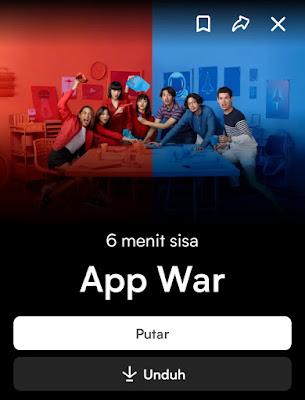 App War 2018 Film Thailand