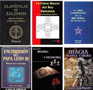 Los Mejores Libros Hechizos y Brujería en PDF Gratis libros esotericos