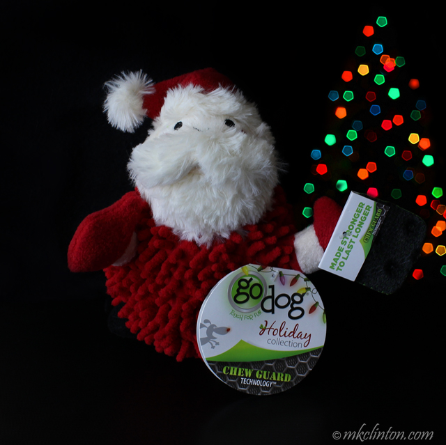 goDog Holiday collection Santa