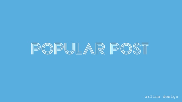 Mengatasi Widget Popular Post yang Error