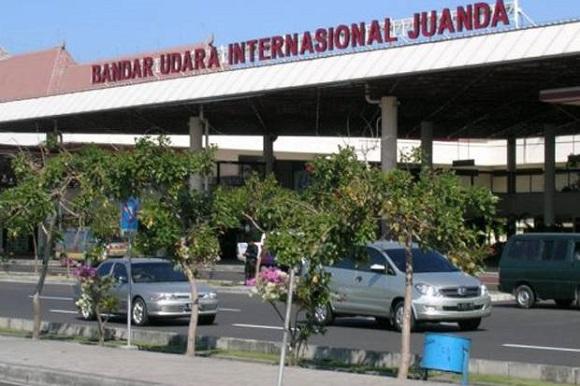 Hotel termurah dekat Bandara Internasional Juanda di Sidoarjo