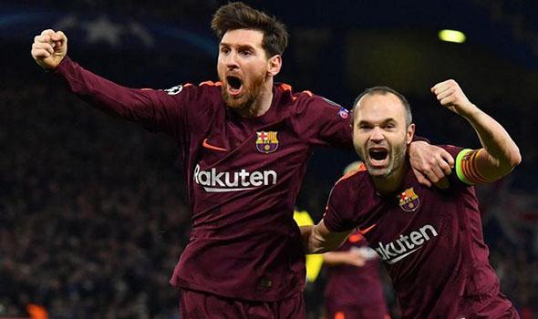 Cuplikan Gol Chelsea 1-1 Barcelona | Leg 1 Babak 16 Besar Liga Champions