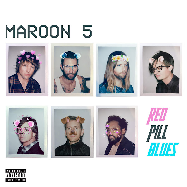 Maroon 5 - Wait - Single Cover