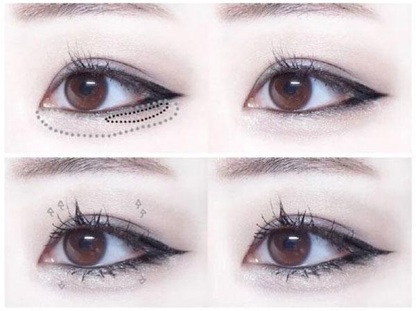tự học makeup mắt tự nhiên 4