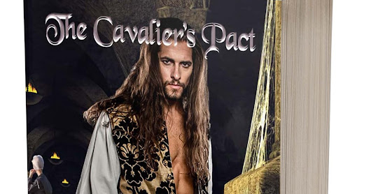 New Book out now - The Cavalier's Pact