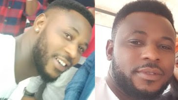 Tears flow as innocent football fan murdered by SARS, Kolade Johnson is buried