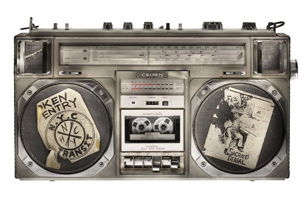 Das Boombox Projekt von Lyle Owerko : The Machines, the Music, and the Urban Underground