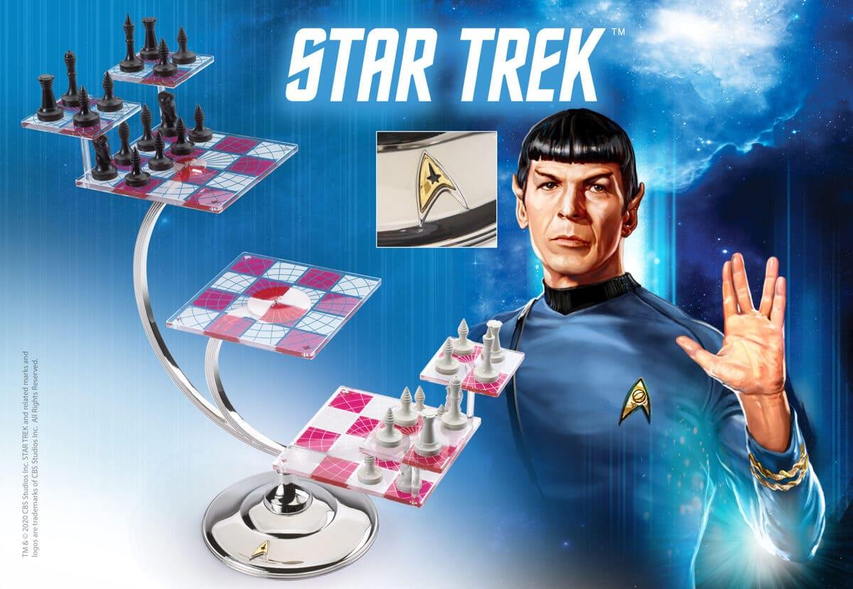 Ajedrez tridimensional de Star Trek