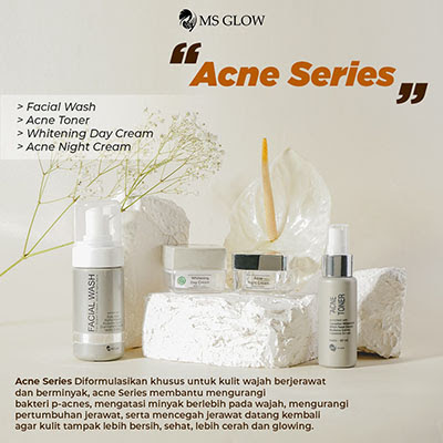 /msglow acne series