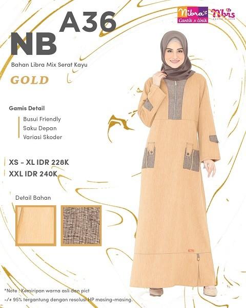 Nibra's NB A36